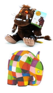 elmer and gruffalo